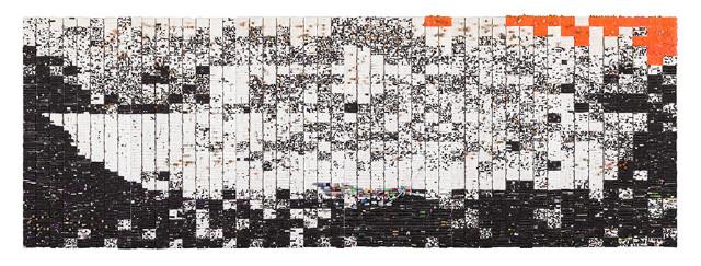 정산김연식, 소동파의 적벽가, 혼합재료, 200x600cm, 2016.jpg